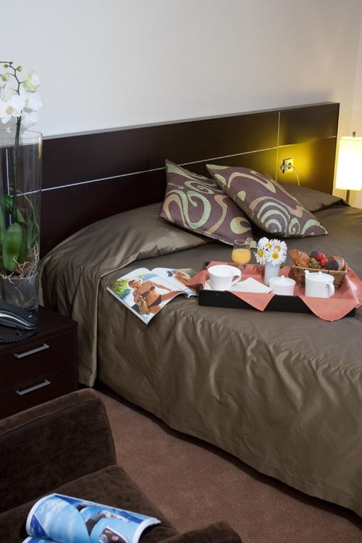 Chambre Hotel Le Bellevue - Logis de France - Prats de Mollo la Preste - Pyrénées Orientales